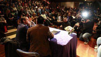 La próxima edición de la feria se va a llamar La Fiesta del Libro y la Palabra