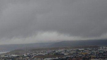 fin de semana nublado con probables lluvias y chaparrones