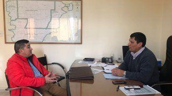 provincia monitorea el funcionamiento de los servicios publicos en el interior