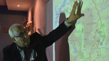 Arturo Puricelli expuso sobre el peligro que representa para la soberanía nacional la compra de grandes extensiones de tierras patagónicas por parte de magnates extranjeros.