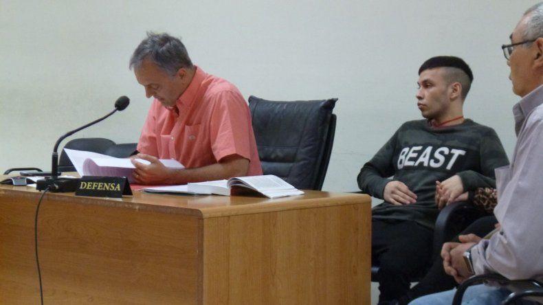 El imputado de matar a Angel Leito Vidal es defendido por el penalista Guillermo Iglesias.