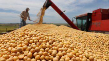 nacion ya no compartira el fondo sojero con las provincias