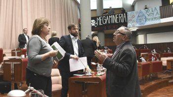 La Legislatura de Chubut se hizo eco de la última medida del Gobierno nacional que afecta al interior.