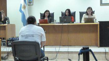 Los padres de Leito Vidal ayer señalaron como asesino de su hijo a Cristian Alaniz.