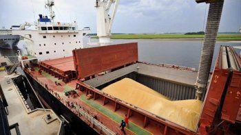 Hasta ahora lo que recaudaba el Gobierno nacional del impuesto a la exportación de soja se coparticipaba con las provincias.