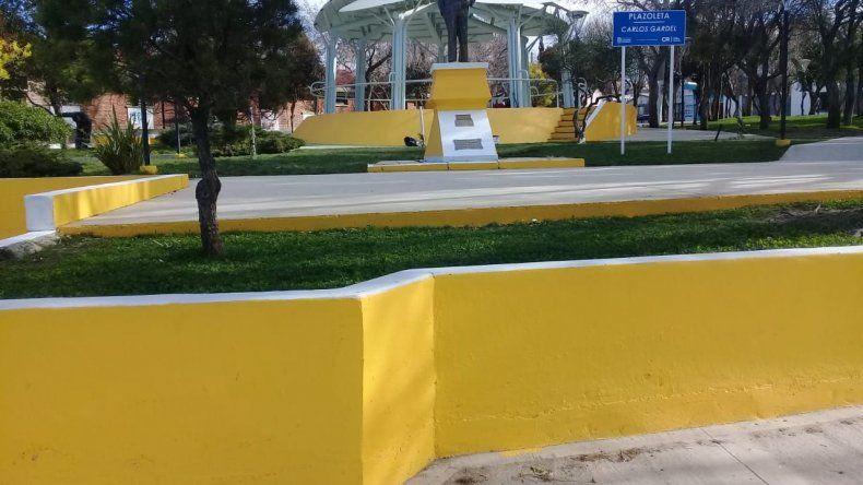 Municipio repudia actos vandálicos en espacios públicos