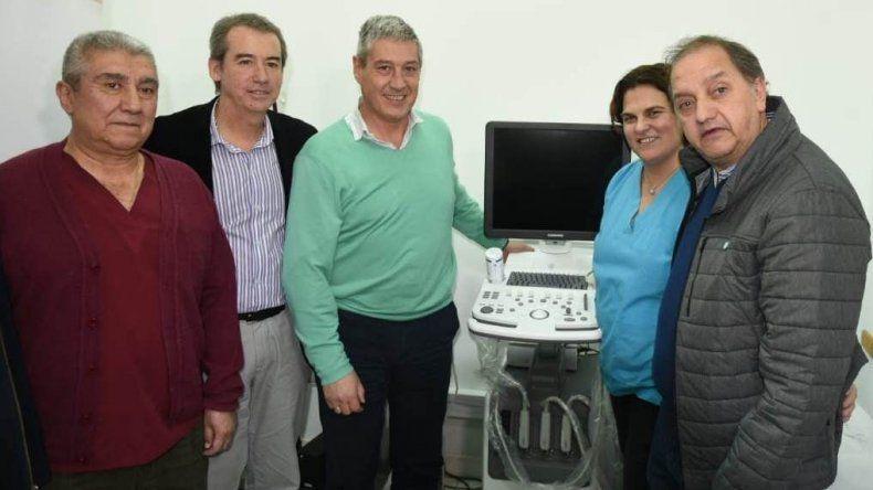 Suman equipamiento para descentralizar la atención primaria de la salud