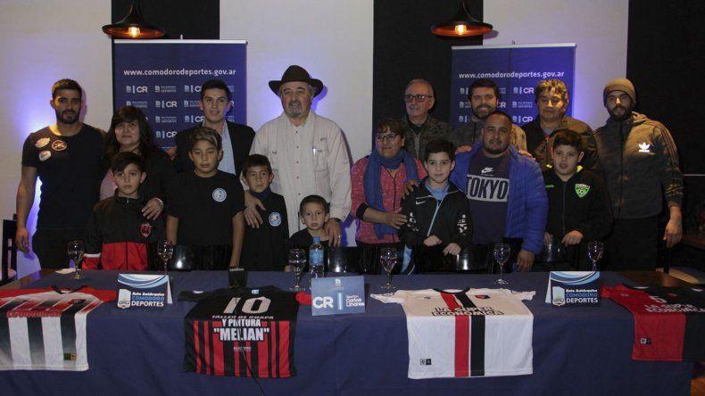 Se presentó una nueva edición del torneo de La Super Económica.