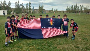 comodoro rc participara de un encuentro nacional de rugby infantil