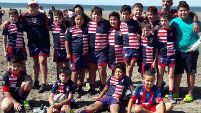 Comodoro RC participará de un encuentro nacional de Rugby Infantil
