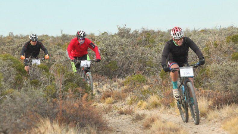 Rada Tilly será sede por primera vez del campeonato de mountain bike