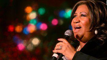 Murió Aretha Franklin