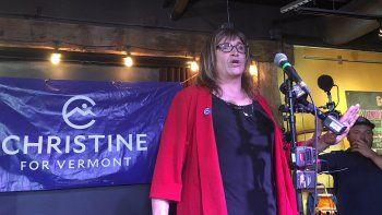 una mujer trans es candidata a gobernadora en estados unidos
