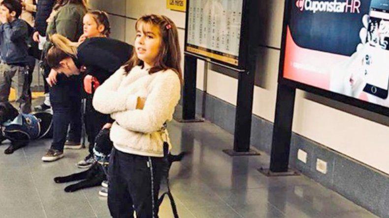 La mamá de Lola, la nena autista de Chubut, relató el episodio de discriminación que vivió