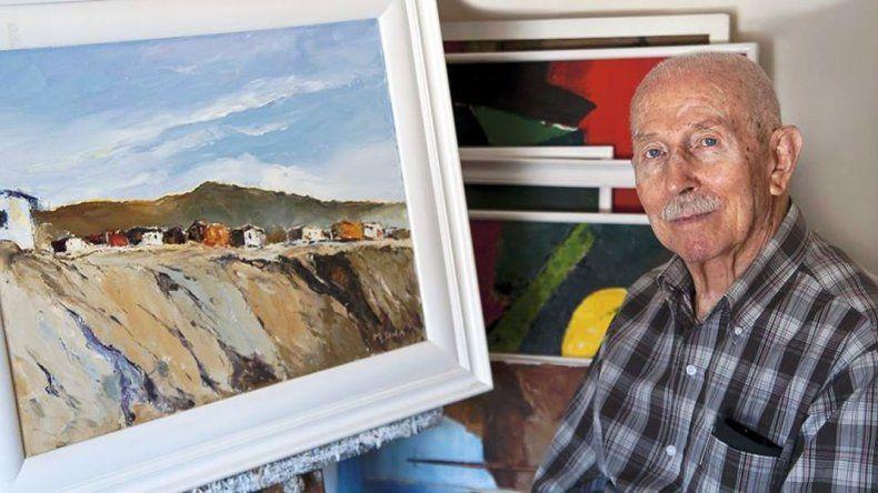 Falleció el artista Mieczyslaw Dola