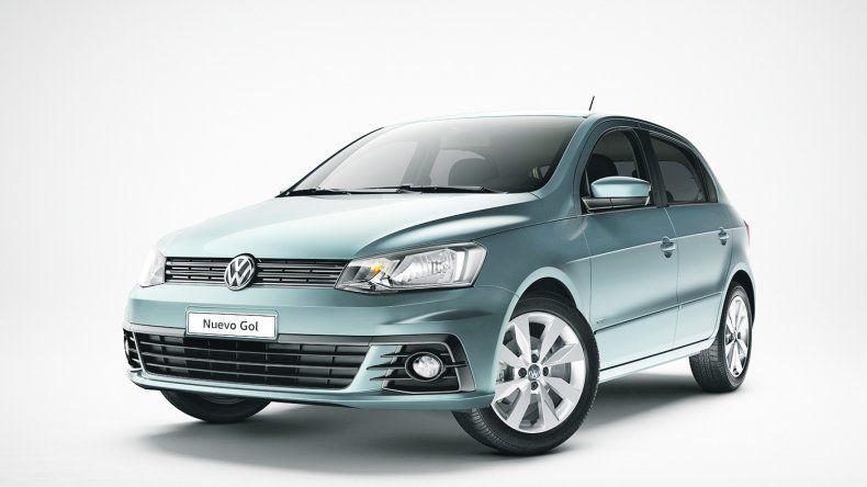 Volkswagen Gol: Con precio promocional