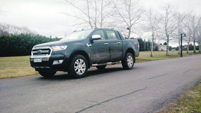 Las 10 claves de  Ford Ranger Limited: equilibrio entre el placer y el trabajo más duro