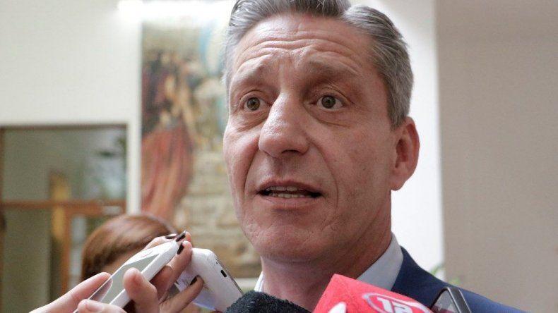 Arcioni ayer también cuestionó a Nación: ¿Dónde están las inversiones
