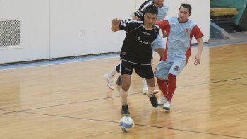 Esta tarde continuará la definición del torneo Apertura 2018 de fútbol de salón.