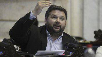 El diputado nacional por Chubut, Santiago Igon, cuestionó la reducción de la coparticipación.