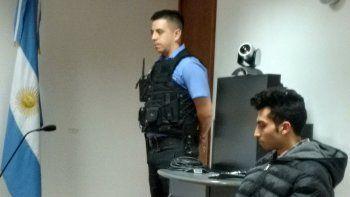 Axel Pross pasará seis meses en prisión preventiva por su presunta participación en el homicidio de Cristian Banza.