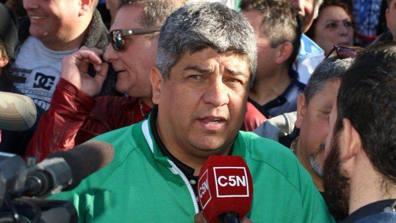 Pablo Moyano fue dado de alta tras haber sido internado
