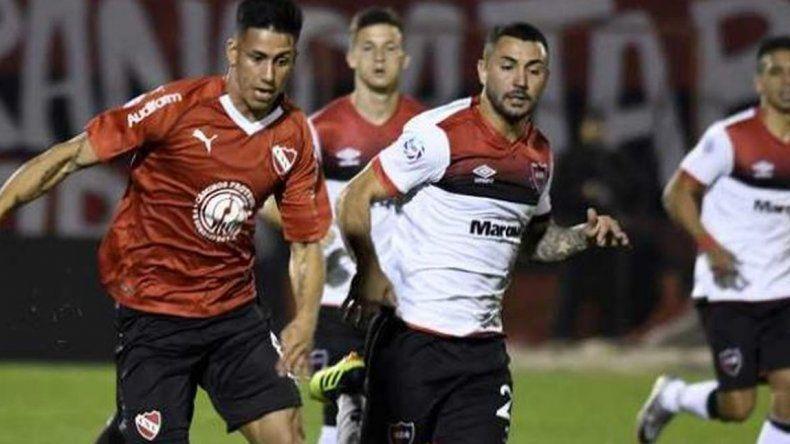 Independiente empató con Newells en Rosario