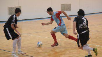 El torneo Apertura de fútbol de salón continuará hoy y mañana con toda su definición.