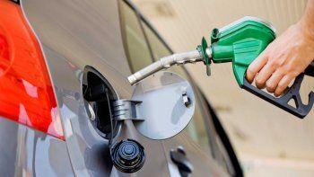 ypf aplico otra suba en los combustibles