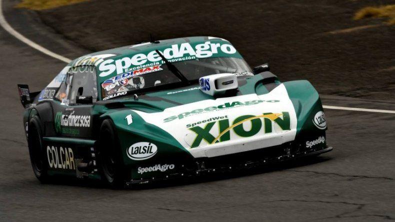 El Chevrolet de Agustín Canapino que se quedó con la victoria en los 1000 Kilómetros del Turismo Carretera.