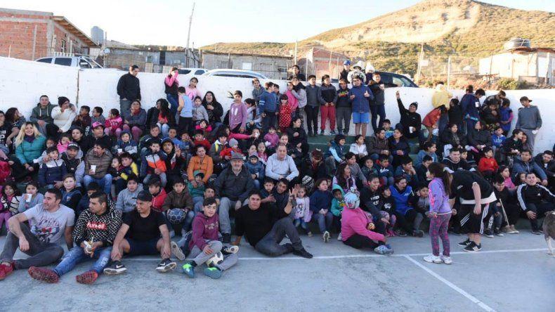 Linares: Estamos al lado de las necesidades de nuestra gente