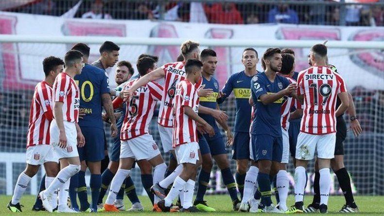 Boca perdió con Estudiantes y dejó atrás un récord