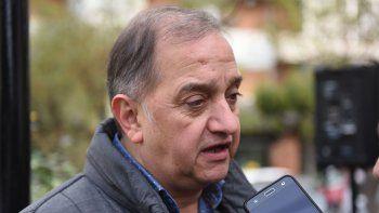 Linares le pide celeridad a Camuzzi