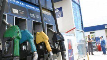la nafta volvera a subir en septiembre