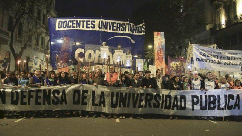 Comienza la tercera semana de paro en las universidades públicas