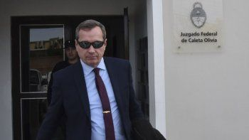 Ayer continuaron las declaraciones testimoniales en el Juzgado Federal de Caleta. Esta vez fue el turno de un jefe de Comando de la Fuerza de Submarinos, Carlos Acuña.