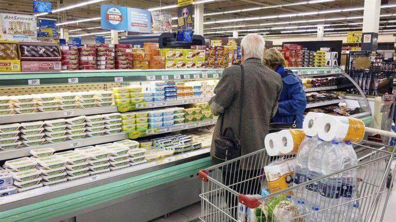 La inflación acumula en 15 días lo mismo que los países desarrollados en un año
