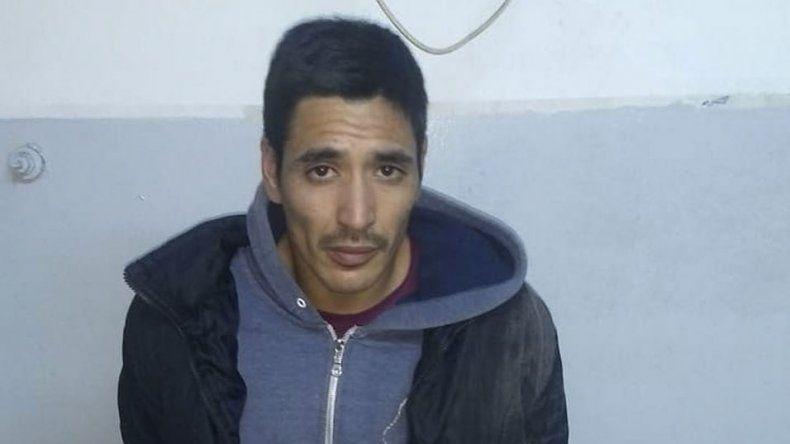 Fabián Ríos era uno de los delincuentes que compartía el triste privilegio de ser uno de los más buscados por la Policía de Comodoro.