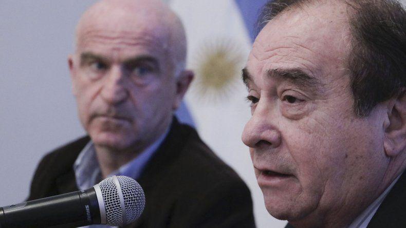 Garzonio y Tarrío detallaron el nuevo zarpazo que le puede dar el gobierno de Macri a la plata de Chubut en razón de no haber votado una ley para refinanciar deudas.