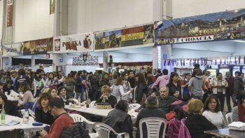 el 7 de septiembre comenzara la feria gastronomica de las comunidades