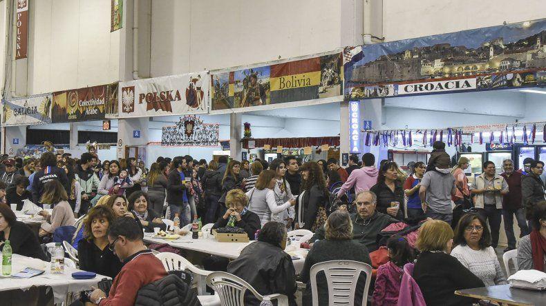 El 7 de septiembre comenzará la Feria Gastronómica de las Comunidades