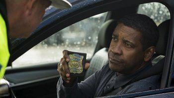 Denzel Washington repite por primera vez un personaje a pesar de su extensa trayectoria.