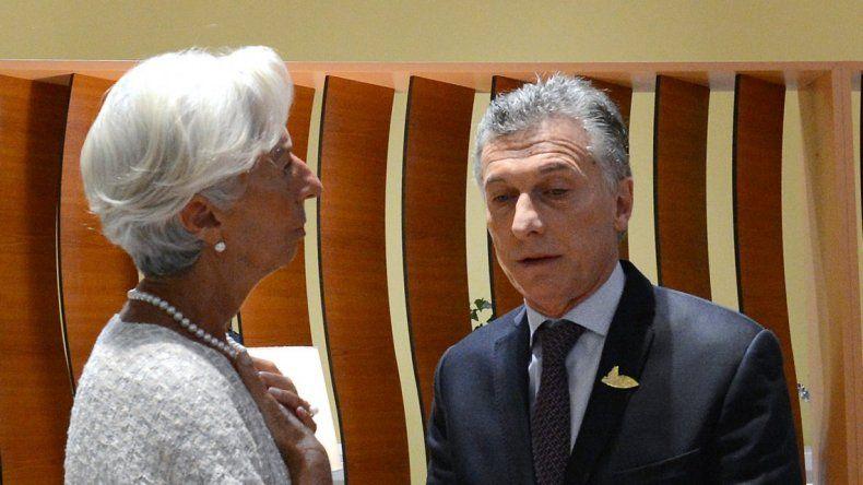 Denunciaron penalmente a Macri por el acuerdo firmado con el FMI