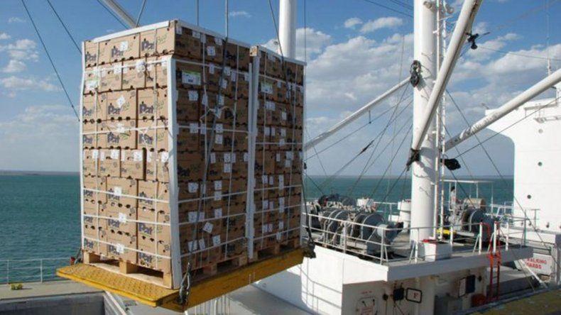 Nación redujo los reintegros a las exportaciones de peras y manzanas