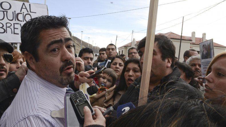 El fiscal Héctor Iturrioz fue uno de los que acordó con los abogados de los empresarios la original probation.