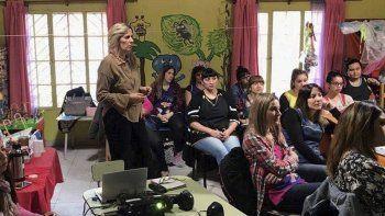 Siguen las capacitaciones sobre educación sexual al personal  de los jardines maternales