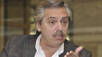 Alberto Fernández: estamos en manos de un gobierno que no encuentra la salida