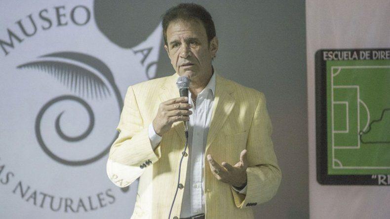 Victorio Cocco preside la Asociación de Técnicos del Fútbol Argentino desde hace 25 años.