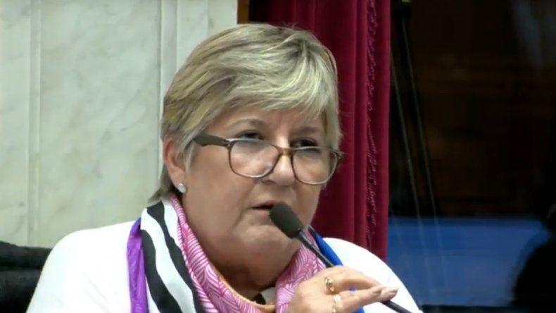 Nancy González expresó su repudio al show mediático que se instaló en torno al pedido de allanamientos que hizo el juez Bonadio.