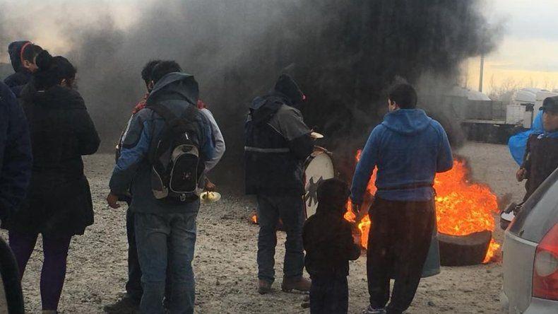 Resisten el desalojo de unas cien familias en el barrio COMIPA